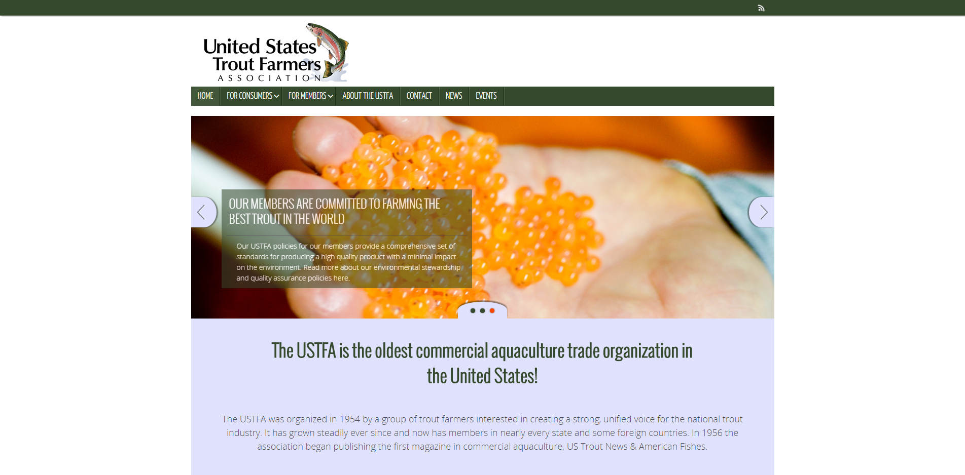 United States Trout Farmers Association